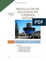 Regulacion de velocidad en turbinas Kaplan.docx