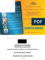 Programas Educacion Basica General Primaria 4 2014