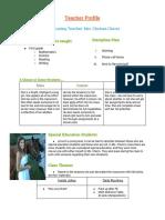 internship profile 3