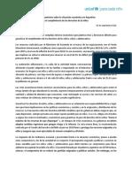 Posicionamiento UNICEF SituacionEconomica9-2018