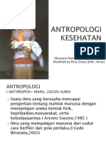Antropologi menurut sarjana.ppt