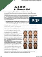 BS en 50132-7 2012 Demystifies Ifsglobal_com