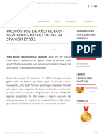 Propósitos de Año Nuevo - New Year's Resolutions _ Learn Spanish.pdf
