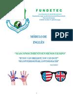 Módulo Completo de Inglés Resuelto