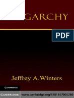Jeffrey A. Winters - Oligarchy-Cambridge University Press (2011).pdf