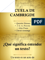 Escuela de Cambridge