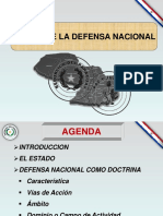 Teoria de La Defensa