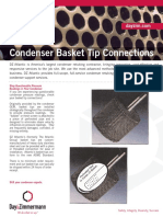 Day Zimmermann Condenser Basket Tips