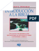Introduccion a la Biblia - Donald Demaray.pdf