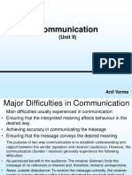 Communication (Unit II).ppt