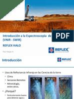 Uso y Aplicación de Tecnología Nir - Reflex Terraspec Halo_pva_09_2018