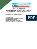 Ziladoc.com Trabajo Practico No 2 Procedimiento de Gestion Interna de Residuos