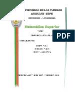 PROGRMAS MATLAB.docx