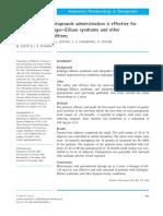 METZ Et Al-2006-Alimentary Pharmacology & Therapeutics
