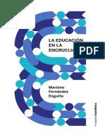 Fernández Enguita - Educacion encrucijada.pdf