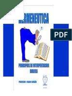 Slide - Hermeneutica