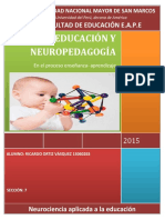 Neurociencia Neuropedagogia y Educacion
