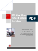 Solutions Review 802.11ac Wireless Network Buyers Guide CD16