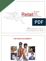 Retail Brand Development 2010