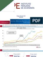 Foro Lambayeque 2018 Logros y Retos Del Desarrollo Económico y Social de Lambayeque Diego Macera