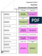 Sessional 2 Date Sheet-sp19.1