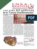 Periódico Prensa Alternativa Núm. 147 Del 11 Al 24 de Marzo de 2019