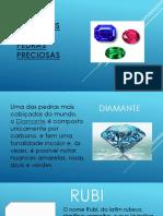 AAAA Principais Tipos de Pedras Preciosas 1