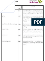 26306870 26305732 Long Bridge Road Risk Assessment