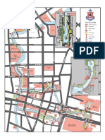 River Parade Map April 2019