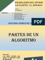 Elementos de Algoritmos y Tres Ejemplos
