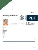 Kengo Profilo Giocatore 182f19 Transfermarkt