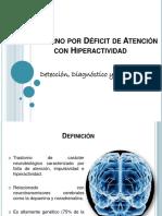 Exposición TDAH
