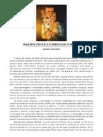 Martins Pena e a Comédia de Costume