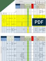 Matriz Identificacion de Peligros Actualizada Edificio Saint