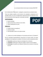 Caso Practico - TR036 Estrategias y Negocios Turísticos en Internet Brenda María Pastrana Bonilla