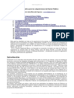 Guía Practica Adquisiciones Del Sector Publico