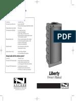 Liberty MPA-4500 Owners Manual