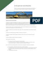 Hoja Excel Generador de Acero en Pilotes Para Puentes(Juziel Torres)Cgeeks