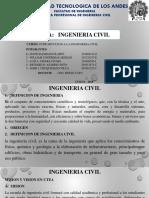Diapos Expo i Intro Ing. Civil