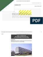 Gmail - Prix Pierre Gautier-Delaye Appel à Candidatures 2019