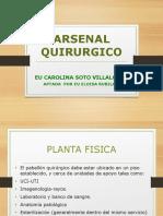Arsenal Qco Clase 1