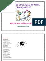 APOSTILA DE MÚSICAS  INFANTIS.pdf