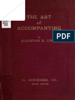 The Art of Accompanying (Classic Reprint) - LINDO, Algernon H_.pdf