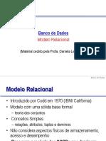 Banco de Dados - Projeto e Implementação