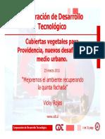 Mejoremos Ambiente Quinta Fachada-Vicky Rojas