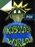 Basic Fantasy - Day the Kobolds Ruled the World