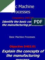UnitC-Manufacturing Processes 1