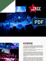 NuVintage - EPK