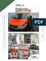 Ambulancia Para Ipd de Trujillo