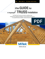 MiTek Guide for Roof Truss Installation.pdf